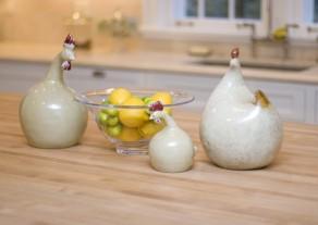 kitchen hens