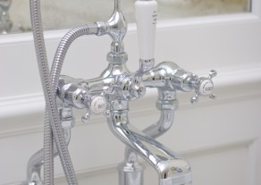 shower/tub faucet
